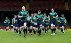 Captain's Run in Millennium Stadium is done. All set for the big game tomorrow. #RWC2015 #ShoulderToShoulder pic.twitter.com/68kFlCXYCS