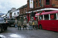 These Pictures Show What Life Looked Like During The Troubles Martin Mcguinness, Northern Ireland Troubles, The Ira, British Prime Ministers, House Of Commons, British Government, Londonderry, British Soldier, What Is Life About