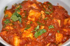 Another Indian dish - Paneer
