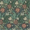 The Original Morris & Co - Arts and crafts, fabrics and wallpaper designs by William Morris & Company | Products | British/UK Fabrics and Wallpapers | Compton (DMCW210421) | Compendium II Wallpapers
