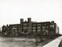 Cleveland High School. 4352 Louisiana Avenue. | collections.mohistory.org