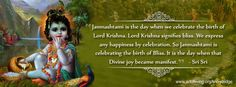 Krishna Janmashtami Celebrations at Art of Living foundation