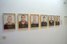 """""""Andrés Senra 2003-2014"""" en la Galería Swinton & Grant de Madrid. #arte #artecontemporáneo #contemporaryart  #exposiciones #Arterecord 2015 https://twitter.com/arterecord"""