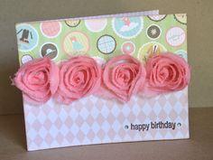 Birthday card by Darla Weber