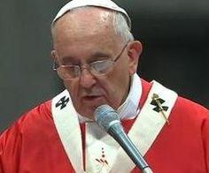 El Papa: «Todo pasa -reinos, pueblos- pero la Iglesia sigue fiel, no es de los Papas, es de Cristo»