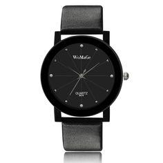 Zegarek damski WoMaGe czarny