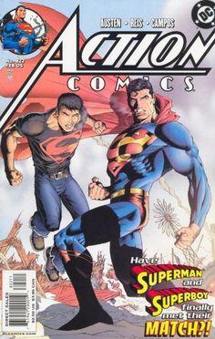 Action Comics #822 Superman DC Comics Superboy