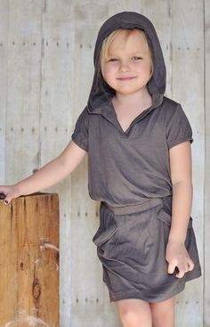 oh gosh, how cute is this outfit. Fashion Design For Kids, Kids Fashion, Baby Swag, Hoodie Dress, My Princess, Princesses, Monsters, Hoods, Kids Outfits