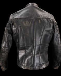 Mens Vintage Clothing 1950s Langlitz Leathers Cossack Small @ Monster Vintage