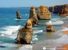 12 Apostles, Australia  https://www.facebook.com/80MillionPics