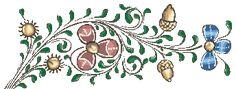 Illuminated Initials and Borders Early Renaissance Manuscripts Art, Graphics and Clip Art Alphabet, Page Decoration, Illuminated Manuscript, Renaissance, Rooster, Initials, Clip Art, Google Search, Polyvore