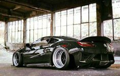 Props to this 2nd Gen NSX wide body render