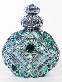 lovely. perfume bottle ....