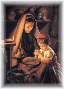 Maria ci attrae a Gesù http://www.lasacrafamiglia.it/maria-ci-attrae-a-gesu/