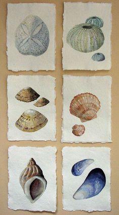 watercolour illustration art painting by SeasideStudiosUK