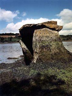 Rostellen Dolmen (in water)
