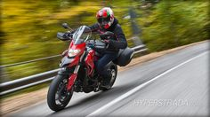 Check out the all new 2016 Ducati Hyperstrada 939 motorcycle!