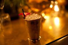 Golden Years by the mixologists atThe Spare Room - click for recipe!