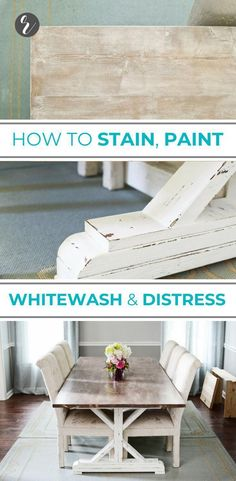 How to Paint Stain Whitewash Distress a Fancy X Farmhouse Table by Ana White &; Building Our Rez How to Paint Stain Whitewash Distress a Fancy X Farmhouse Table by Ana White &; Building Our Rez Nancy […] furniture diy Raw Furniture, Types Of Furniture, Rustic Furniture, Distressed Furniture, Furniture Redo, Outdoor Furniture, Antique Furniture, Furniture Ideas, Painting Furniture
