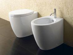 bagno-piccolor-questi-sanitari-ci-stanno-lo-stesso-catalanonewzero57alta Deco, Bathtub, Terra, Bathroom Ideas, Bathrooms, Interiors, Home, Building, Google