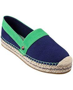 Tommy Hilfiger Women's Inez Espadrille Flats - Tommy Hilfiger - Shoes - Macy's