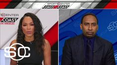 Stephen A. Smith previews Golden State Warriors vs. Boston Celtics | SportsCenter | ESPN - USANEWS.CA