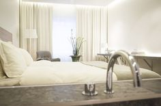 Take a time out and relax in style at serene Swedish gastro-hotel...  http://www.weheart.co.uk/2014/05/07/pm-vanner-hotel-vaxjo-sweden/