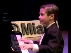 The little piano man | Brandon Goldberg | TEDxYouth@Miami - YouTube