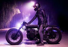 Nero MKII Custom Bike by Bandit9 | Inspiration Grid | Design Inspiration