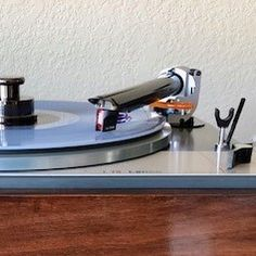 John H loves the sound of his Lenco and Ortofon Cadenza Red, now he has fitted The Wand tonearm Turntable, Wands, Arm, Record Player, Arms, Chopsticks, Fairy Wands, Sticks