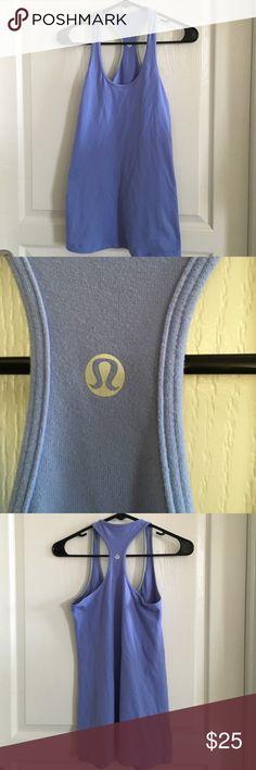 Lululemon top Purpleish/bluish tank lululemon athletica Tops