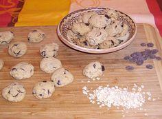 Mia's Glutenfreie Gaumenfreuden: Glutenfreie Schoko-Cookies mit Hafer-Crunch
