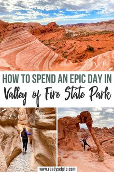 The Best Things to Do in Valley of Fire State Park