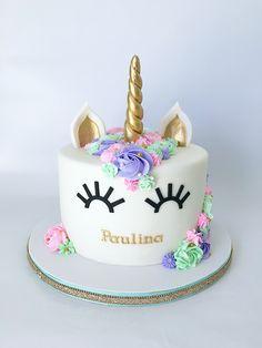 Happy Unicorn Cake