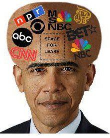 My, Barack, what a big head you have!