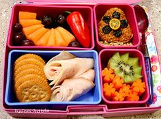 Pack a Healthy Lunch for Kids | Fighting Child Obesity | Red Light, Green Light, Eat Right!