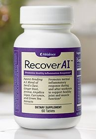 Recover AI (Anti-Inflammatory) Helps joints and muscles recover after exercise 60 Tablets