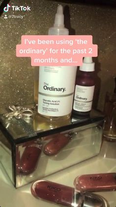Are you struggling with acne, blackheads and/or hyperpigmentation? Then The Ordinary Peeling Solution is the magic potion in a bottle for you! Don't sleep in it! Beauty Tips For Glowing Skin, Clear Skin Tips, Beauty Skin, Glowing Skin Products, Oily Skin Care, Healthy Skin Care, Face Skin Care, The Ordinary Peeling Solution, The Ordinary Skincare