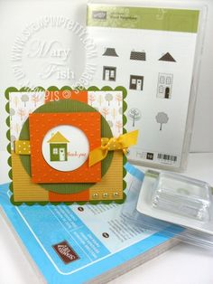 Stampin up mojo monday