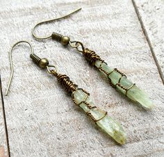 Simple Earrings, Boho Earrings, Beautiful Earrings, Earrings Handmade, Ethnic Jewelry, Copper Jewelry, Locs, Found Object Jewelry, Wire Jewelry Designs