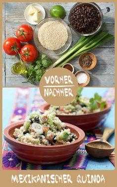 http://eatsmarter.de/rezepte/mexikanischer-quinoa Ein veganes Soul-Food