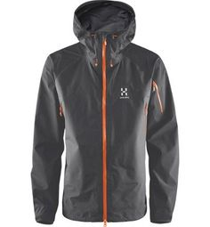 Haglofs Men's Roc Spirit Jacket Magnetite XXL