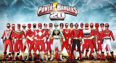 20 Years and Beyond! #GoGo #PowerRangers via @RangerCrew Blog