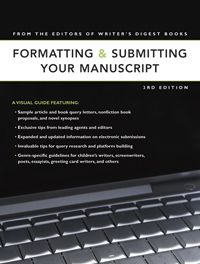 Before sending your novel out to potential agents and publishers, be sure it's sent in the standard manuscript format by following these guidelines.