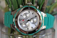 Tahitian Jelly Bean Watch in Teal.