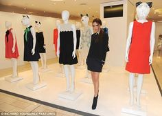 Victoria Beckham Launches New Collection in London