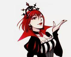 Madam Red ☀