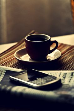 Alone with My Coffee