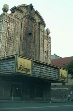 Loew's Kings Theatre in Brooklyn, NY