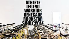 Get the Look: A Home Gym Inspired By SoulCycle